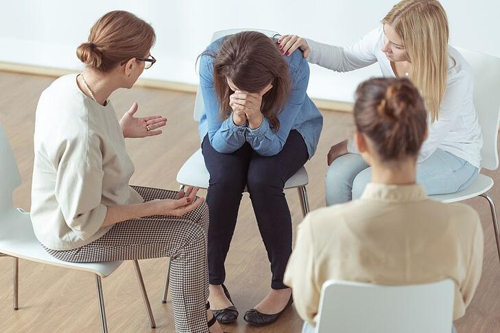 Caregiver Stress | Support Group