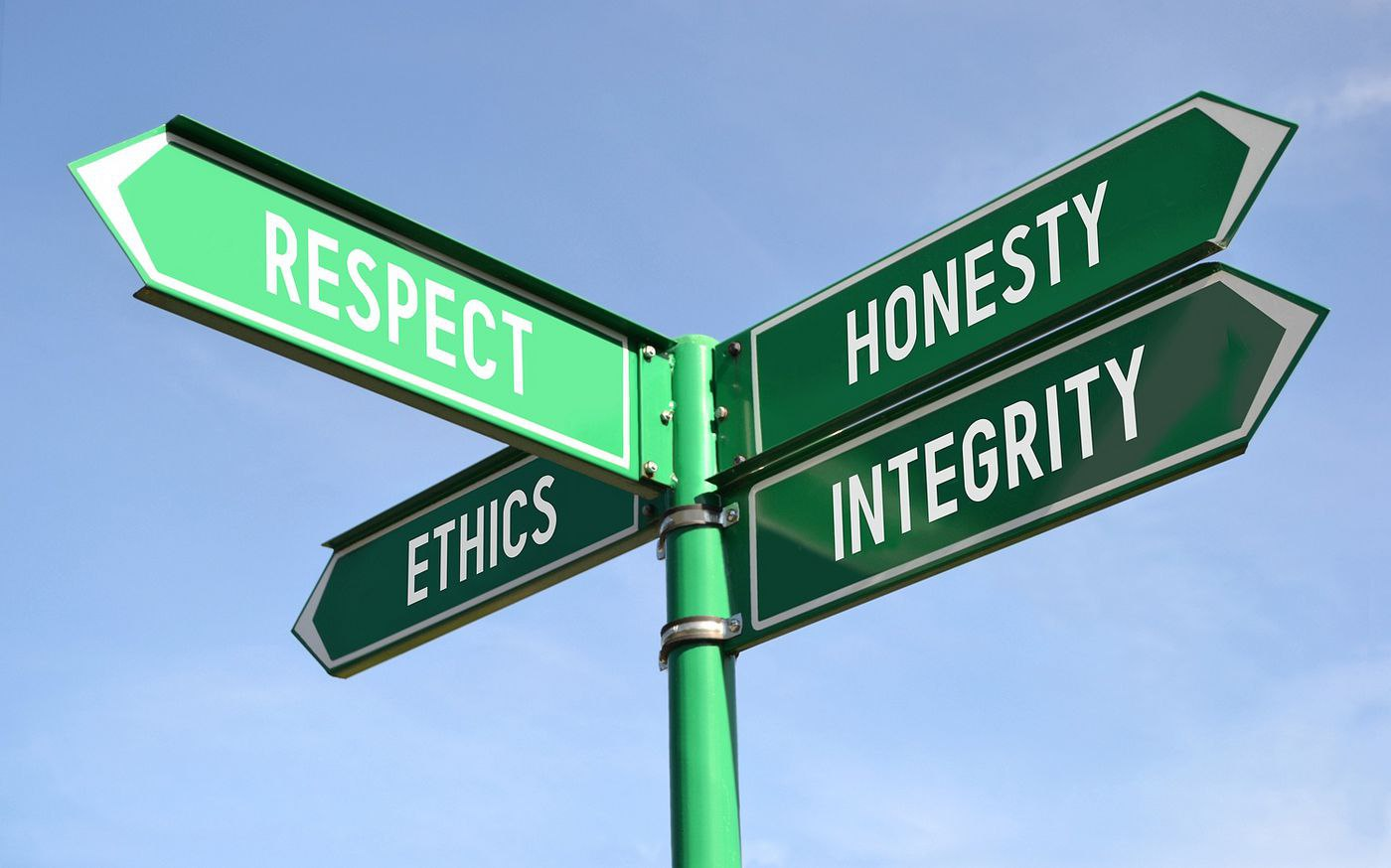 Reflections on Leadership | Faith and Integrity