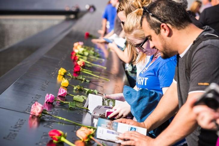 PSL residents remembering 9/11 7