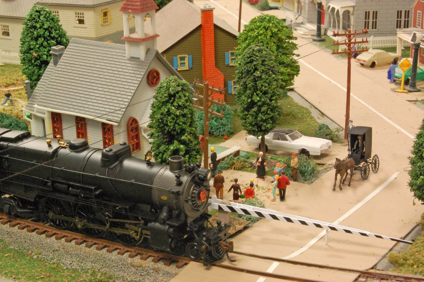 Experience the Delight of Model Railroading in Pennsylvania
