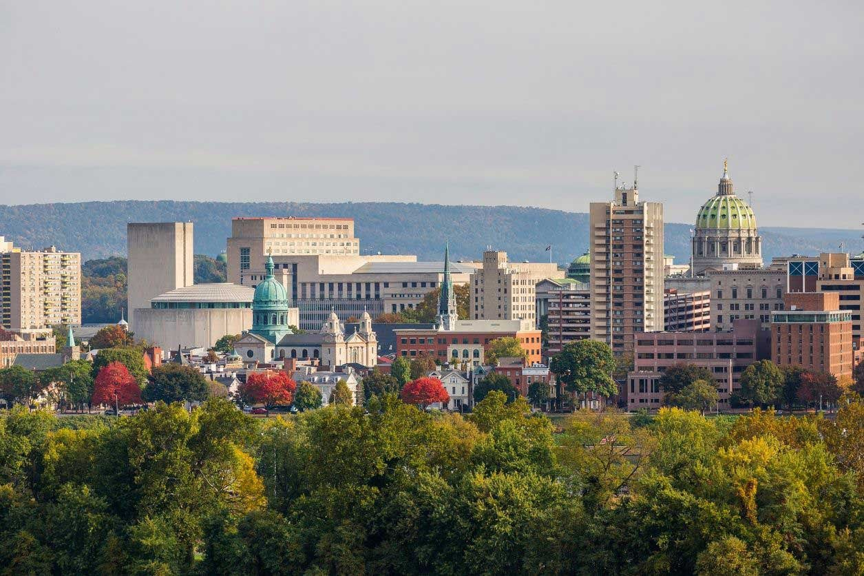 6 Pennsylvania Cities Ranked in Top 100 Places to Retire