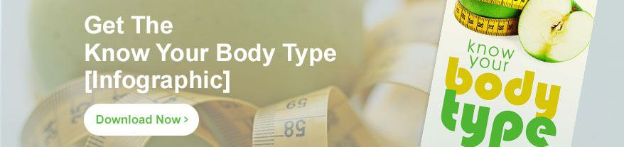 Get The Know Your Body Type Infographic