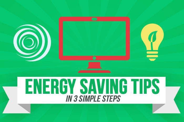 Save on Your Energy Bill with These Energy Saving Tips [Infographic]