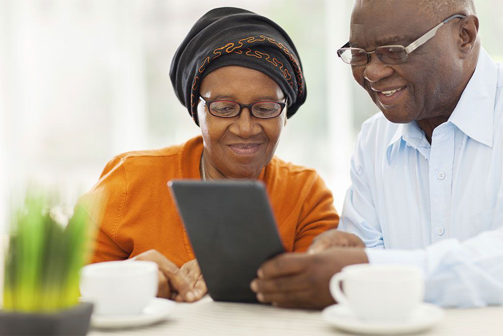 How We Help Residents Embrace Technology and Improve Quality of Life