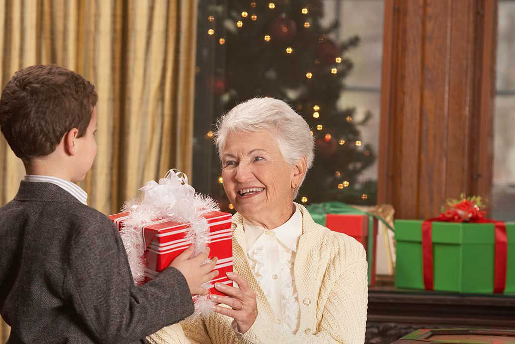 Getting Through the Holidays with Aging Adults