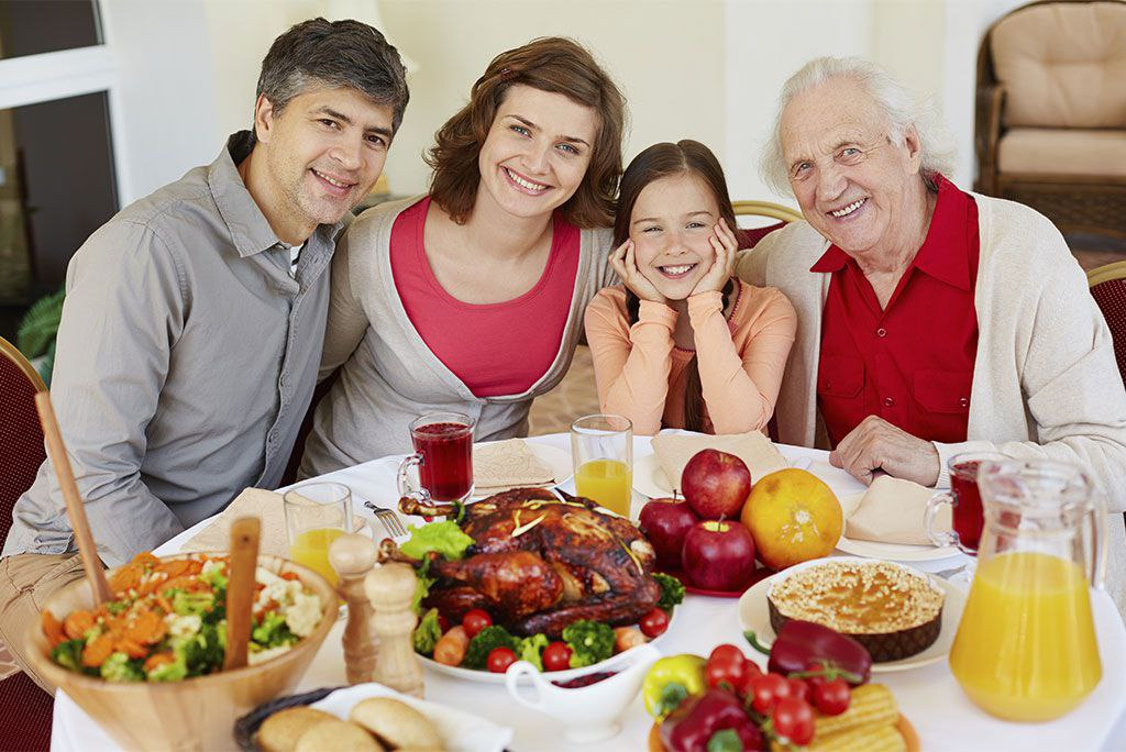 The Complete Guide to Thanksgiving with Aging Parents