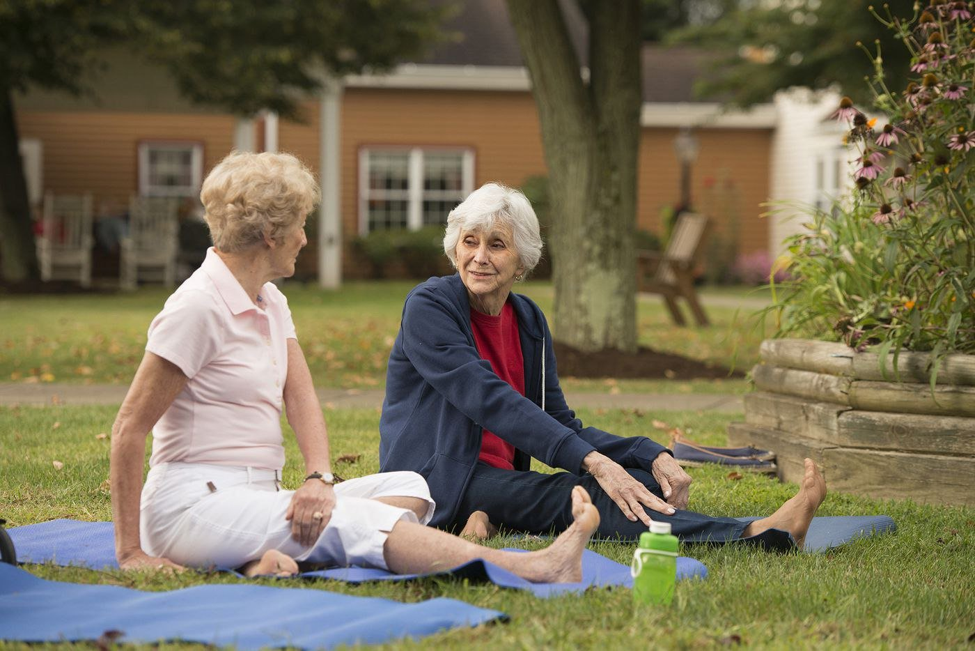 Shaping Conversations with Aging Parents