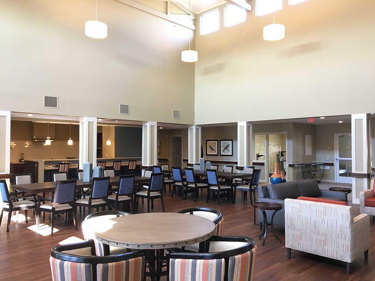 Five Meal Plan: Quincy Village Reimagines Food Services
