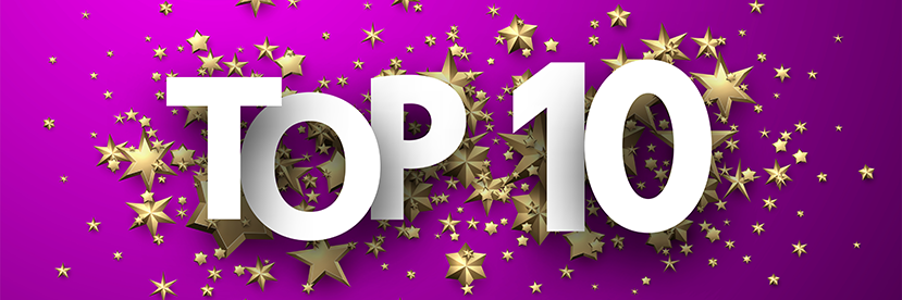 Top 10 Most Visited Blogs in 2019