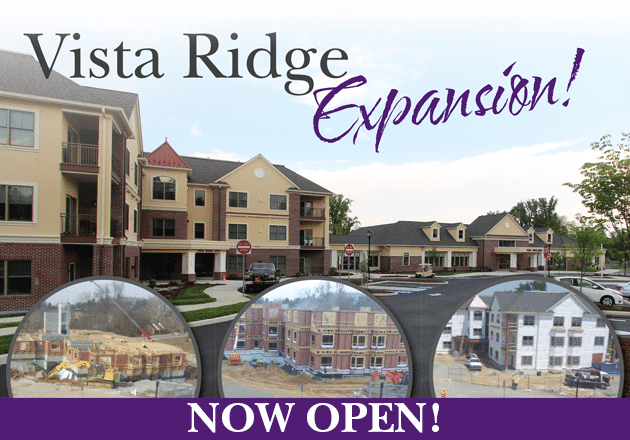 Vista Ridge Expansion