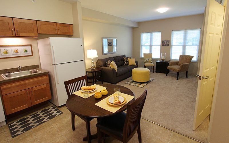 Westminster Place Apartments | Residential Living | Ware ...