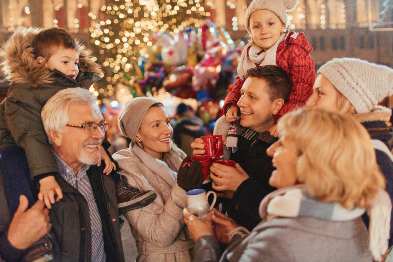 Finding the Spirit of Christmas