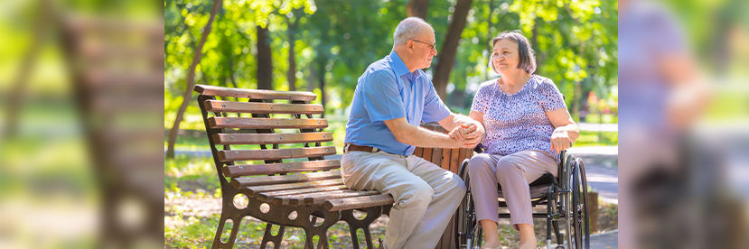 How to Access Assisted Living for Your Spouse Without Moving Apart