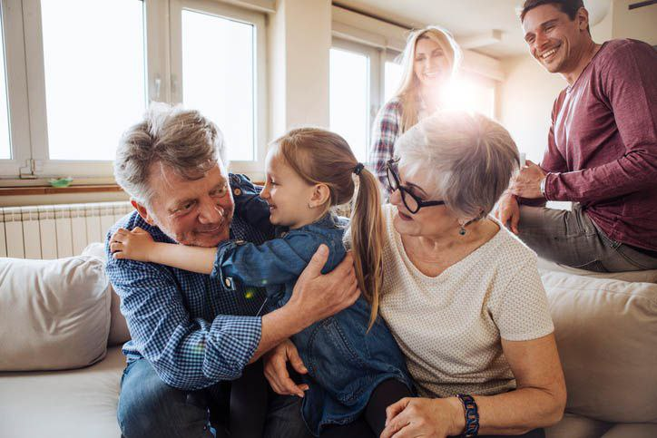 How Visiting Your Senior Loved Ones Benefits Everyone