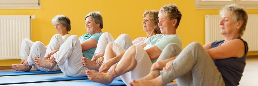 16 Wellness Classes for Seniors in Bethlehem, PA