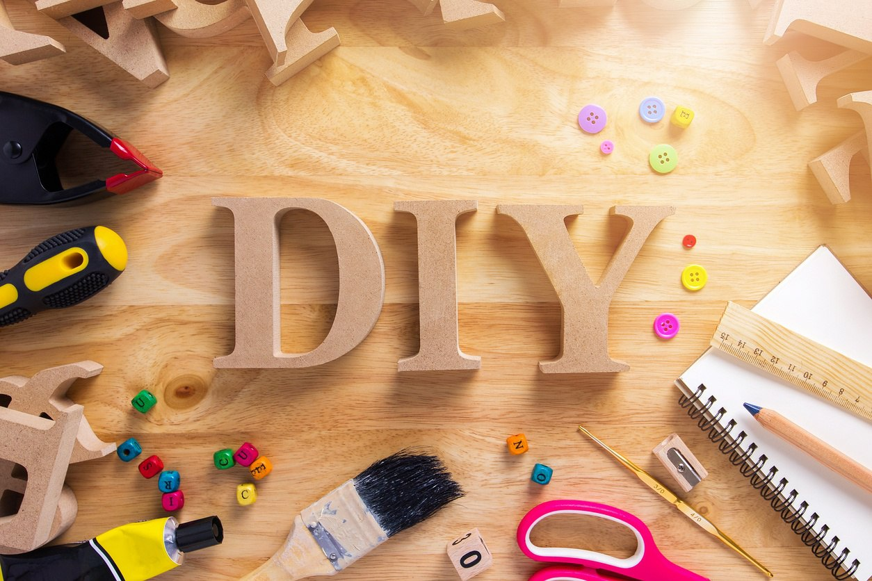 5 DIY Craft Activities for Caregivers to do with Seniors